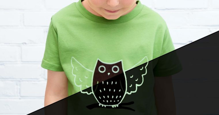 SOLD OUT/ Owl t-shirt